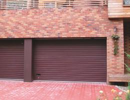 Sekční vrata garážová Přerov